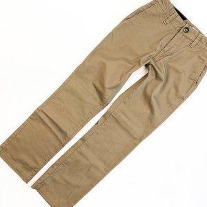 Volcom Khaki Pants Size 26